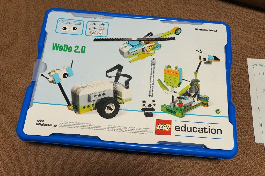 WeDo 2.0 - Package