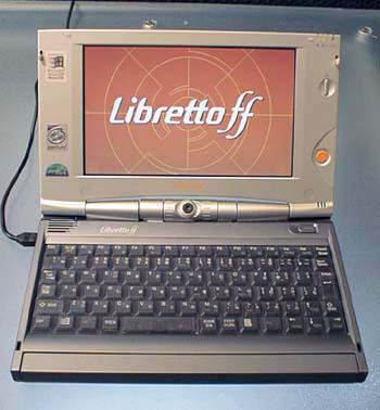 Libretto ff1100